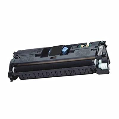 HI-VISION HI-YIELDS ® Remanufactured Toner Cartridge Replacement for Hewlett-Packard Q3960A (Black)