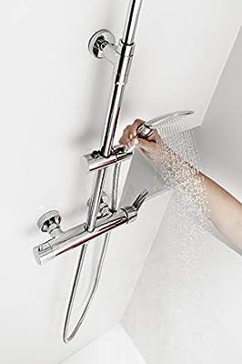 Clever 99727 Conjunto ducha: Amazon.es: Bricolaje y herramientas