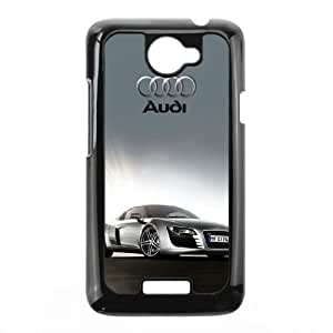 Audi For HTC One X Cell Phone Case Black BTY656063