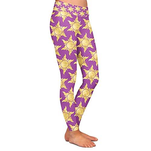 Queen of Cases - Legging de sport - Femme violet violet M