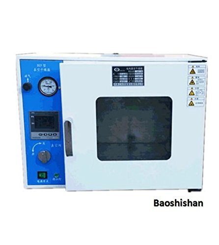 DZF electric heating vacuum drying oven industrial drying cabinet baking oven Vacuum heating box (DZF, 6020)