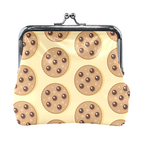 - Coin Purse Chocolates Smores Womens Wallet Clutch Bag Girls Small Purse