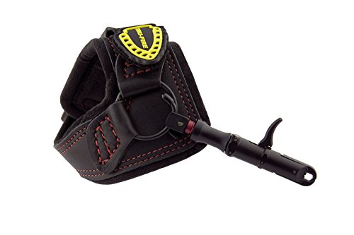 - TruFire MX-EGBBLKF Max Edge Buckle Foldback Archery Compound Bow Release, Black