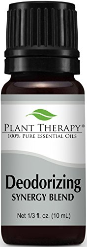 Plant Therapy Deodorizing Synergy Essential Oil 10 mL (1/3 oz) 100% Pure, Undiluted, Therapeutic ()