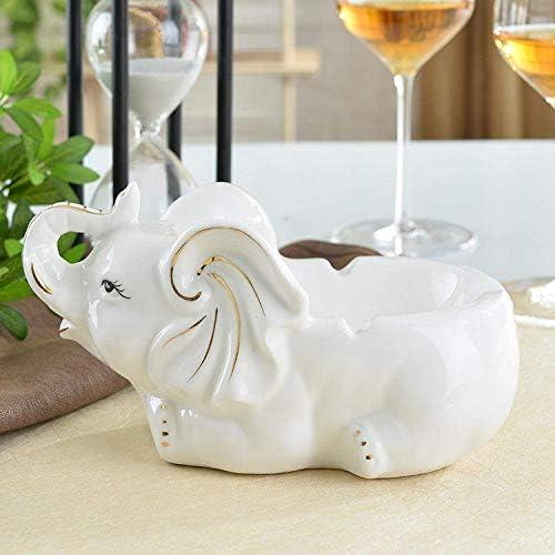 葉巻灰皿, 象のセラミック創造灰皿リビングルーム、オフィスのギフトの装飾