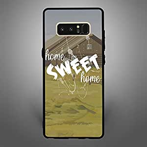 Samsung Galaxy Note 8 Home Sweet Home