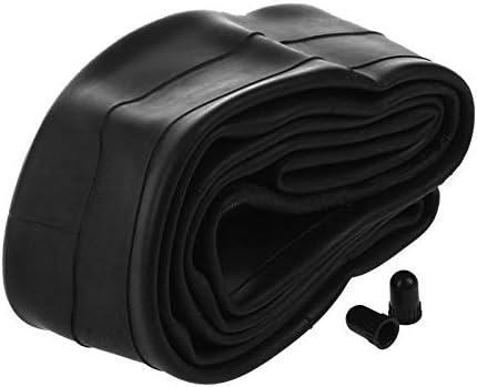 BFFDD 16 x 1,75/2,125 Tube Caoutchouc vélo vélo intérieur des pneus Noir Black