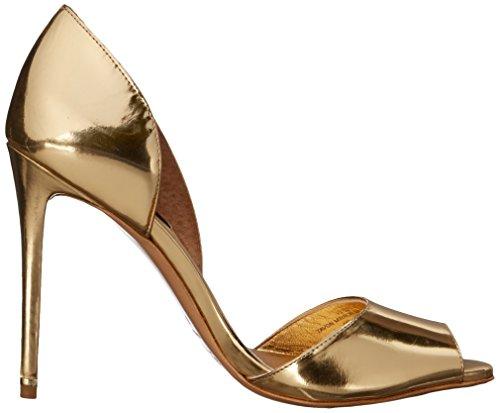 Pump Women's Zoe Gold Rachel Tavon US Dress Rfv1Iq