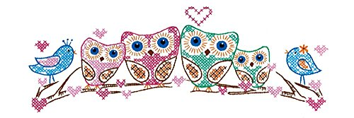 owl embroidery design - 4