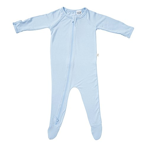 Boody Body Baby EcoWear Long Sleeve Onesie - Soft