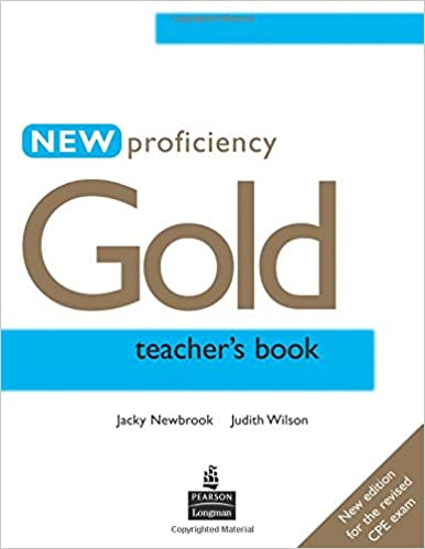 Cpe Gold Teachers Book