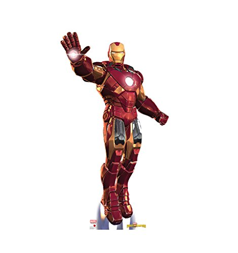 Iron Man - Marvel: Contest of Champions - Advanced Graphics Life Size Cardboard Standup