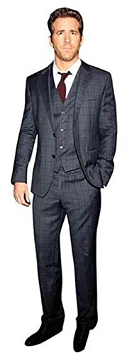 Ryan Reynolds Life Size Cutout for sale  Delivered anywhere in USA
