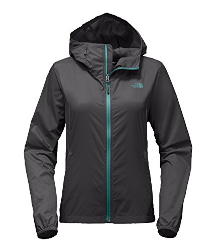The North Face Women's Cyclone 2 Hoodie - Graphite Grey - 2XL