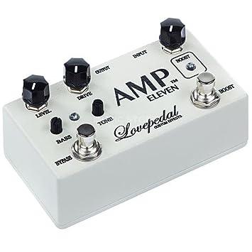 Lovepedal Amp Eleven · Pedal guitarra eléctrica: Amazon.es: Instrumentos musicales