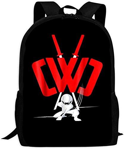 HGFHF Childrens School Bags CWC Chad Wild Clay Ninja ...