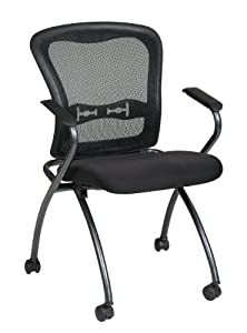 Amazon Com Office Star Deluxe Breathable Progrid Back