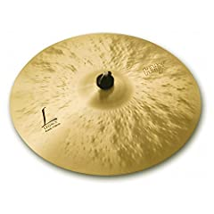 "With its dark tone, the highly-responsive SABIAN 18"" HHX Legacy Crash can play loudly, but always remains musical. Until HHX, it was impossible to project darkness. But the dark, simmering sound, agitated bite and ""Tone Projection"" design of ..."
