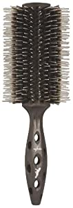 YS Park Hair Brush - Black Carbon Tiger Brush- YS680