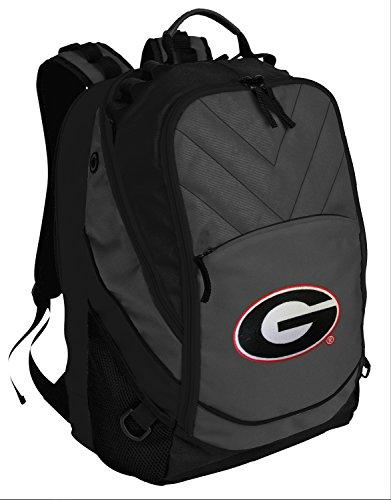 Broad Bay BEST University of Georgia Backpack Laptop Computer Bag by Broad Bay