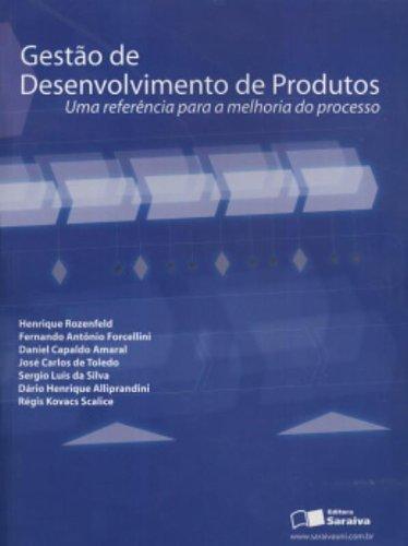 Download Gestão e Desenvolvimento de Produtos pdf epub
