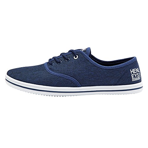 Navy Blue Canvas KRMSL373 Quiksilver Men's Milo Shoes Foundation wzTT0EqY