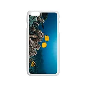 The Coral Hight Quality Plastic Case for Iphone 6 by Maris's Diary