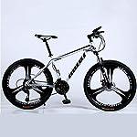 41WZjQ30JUL. SS150 Adulti Mountain Bike, Spiaggia motoslitta Biciclette, Doppio Freno a Disco Biciclette, 26 Pollici in Alluminio Lega…