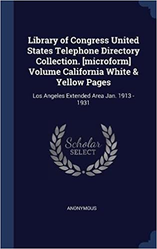 california telephone directory white pages