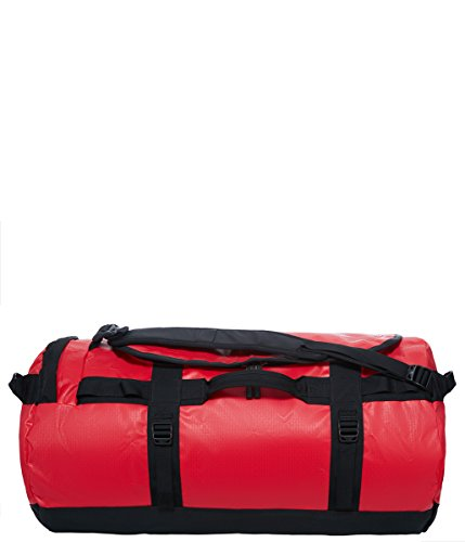 - The North Face Base Camp Duffel - Medium TNF Red/TNF Black 2