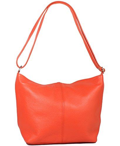 Rouge femme pour l'épaule Sac Freyday à à porter Orange wfvvFq