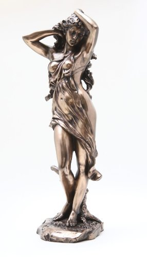Aphrodite Greek Goddess Greek goddess of Love and Beauty Figure Bronze Powder Cold Cast Resin Statue