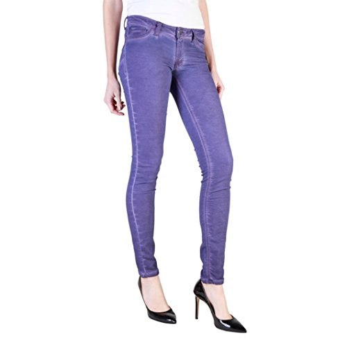 Unita Vita Slate Vestibilità 788 Modello Tinta Carrera Bassa Felpato Blue Donna Sigaretta Jeans Jogger Per Push Interno A Up gwxqzZAx
