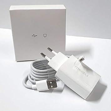 Meizu UP1220E - Enchufe Cargador con Cable: Amazon.es ...