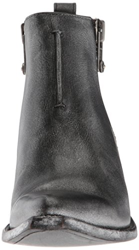Shortie Women's Boot Sacha Frye Ankle Multi Zip Black ztxwq6Rd