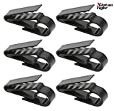 Pack of 6 Cigar Holder Cigar Clip Cigar Minder for Golfers