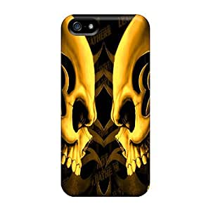 New Arrival With CLoBh1638mHhAm Design For Iphone 6 Plus Phone Case Cover - Skull