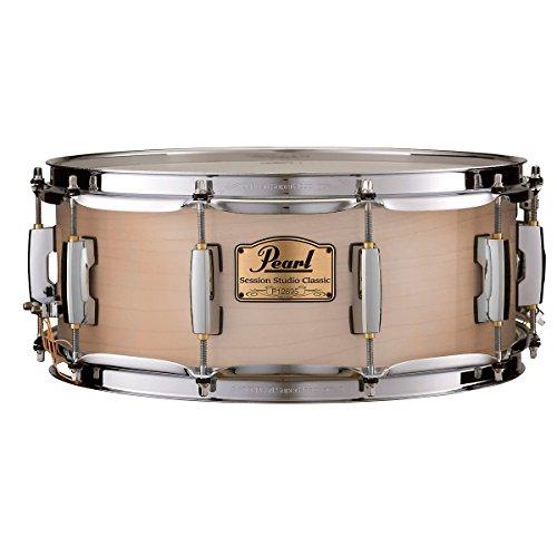 Pearl Session Studio Classic Snare Platinum Mist 14x5