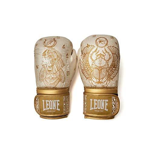 284 g Leone 1947 Nefertiti MMA Guantes de Boxeo para Muay Thai Kick Boxing K1