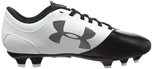 Under Armour Ua B Spotlight Dl Fg Jr, Botas de Fútbol para Niños Negro (Black 003)
