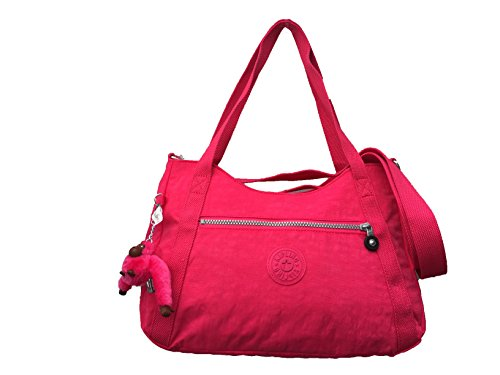 Pink Shoulder Kipling Crossbody Handbag Vibrant 688 Waylon XBX1qwn0