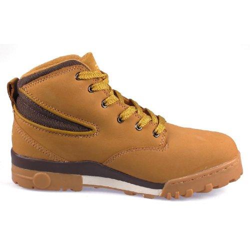 Fila Grind Fw00524 - Botas, color Beige, talla 36: Amazon.es: Zapatos y complementos