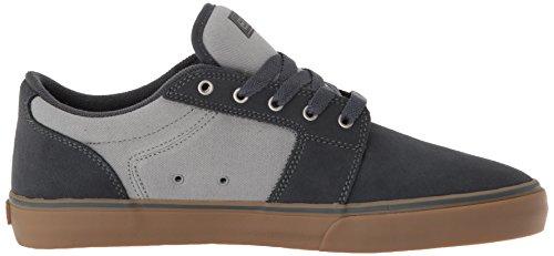 Etnies Barge Ls Skate Shoe Grigio / Marrone Chiaro