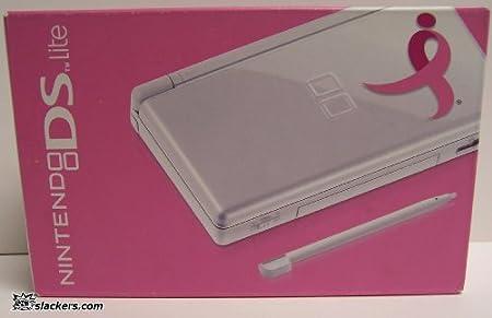 Susan G Komen Nintendo DS Lite – Pink Ribbon Edition