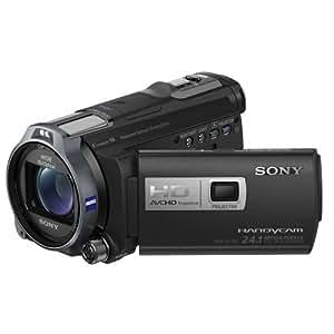 Sony HDRPJ740VEB - Videocámara HD Flash (pantalla de 3 pulgadas), con proyector incorporado