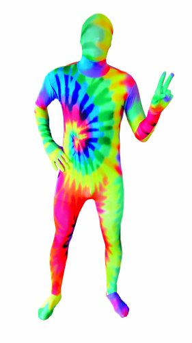 Morphsuits Premium Tie Dye XL, Multi Color, X-Large ()