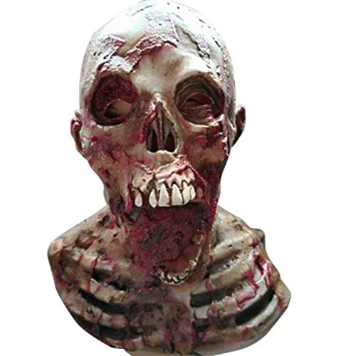 Limeile Halloween Costume Party Mask Horror of The Zombie mask (Color3) -
