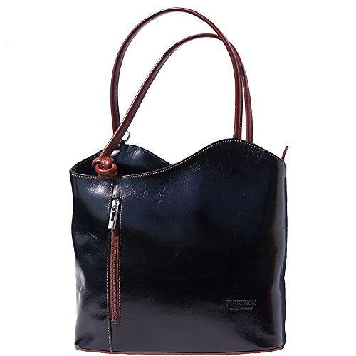 à transformable èpaule à dos sac Noir 207 marron en sac RBq6dq