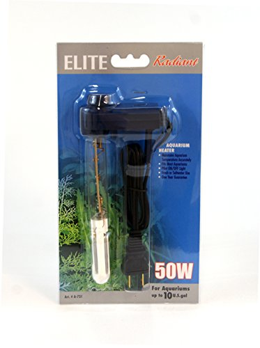 Hagen Elite Mini (Elite 6-Inch Mini Thermostatic Heater, 50-Watt)