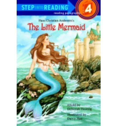 [ THE LITTLE MERMAID (STEP INTO READING - LEVEL 4 - QUALITY) ] By Hautzig, Deborah ( Author) 1991 [ Paperback ] (Step Into Reading Little Mermaid)